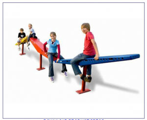 Xwave park play toy