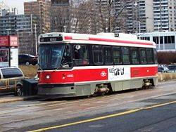 TTC plans to extend the St Clair Streetcar