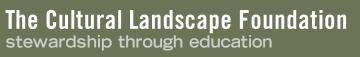 Cultural Landscape Foundation site